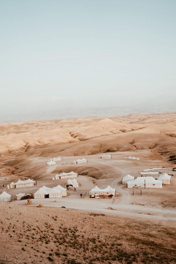 Scarabeo Camp Agafay Desert Marocco