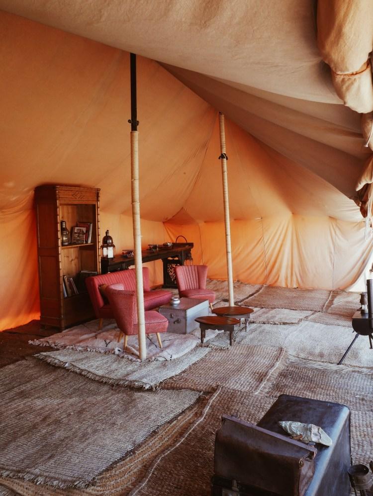 Living Room Scarabeo Camp Agafay Desert