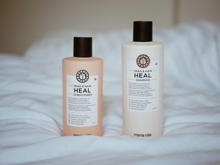 Maria Nila Heal Shampoo and Conditioner
