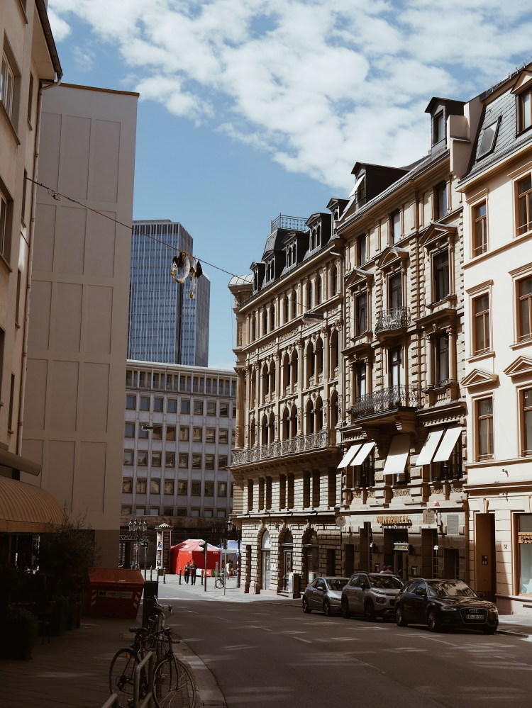 Frankfurt am Main Photo Diary