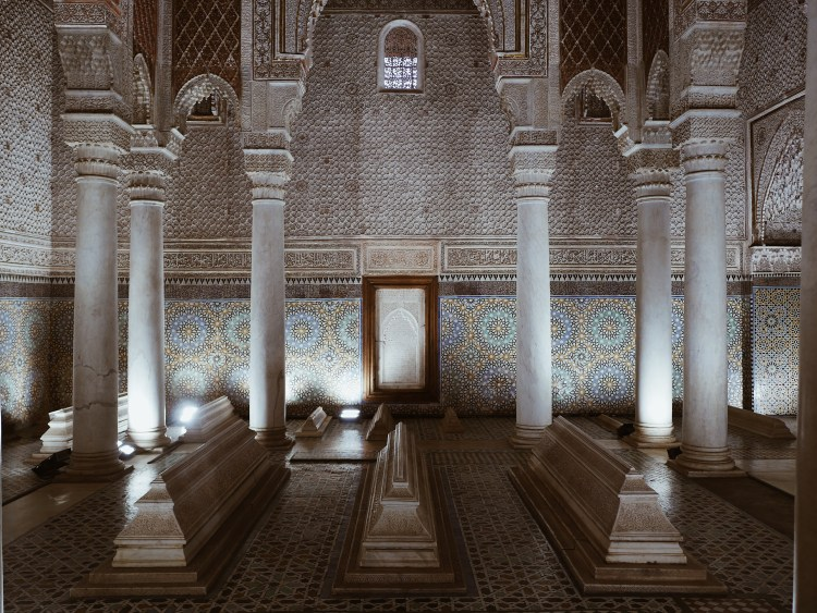 Saadian Tombs
