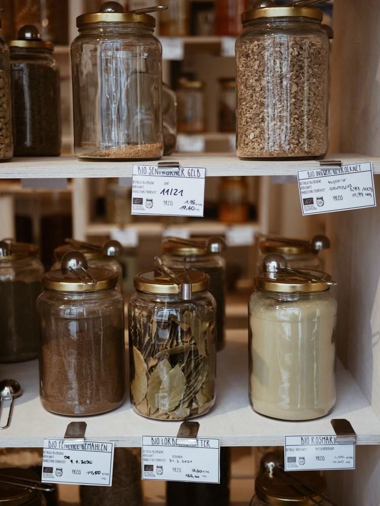 Ohne No Waste Supermarkt Muenchen