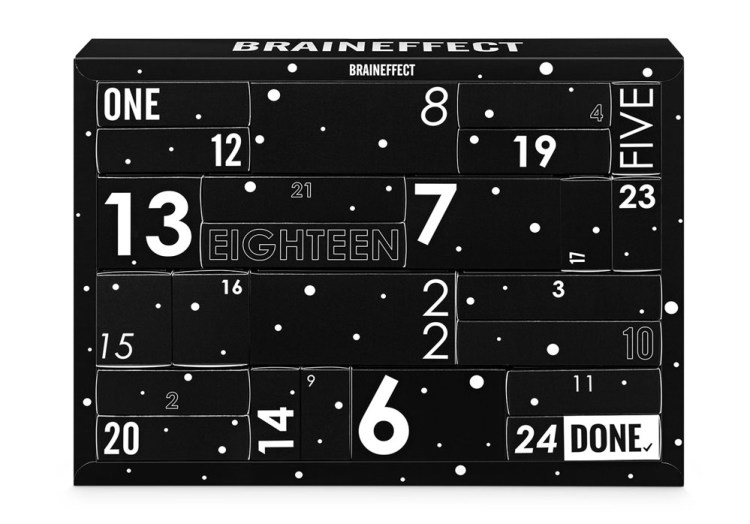 Braineffect Adventskalender 2019