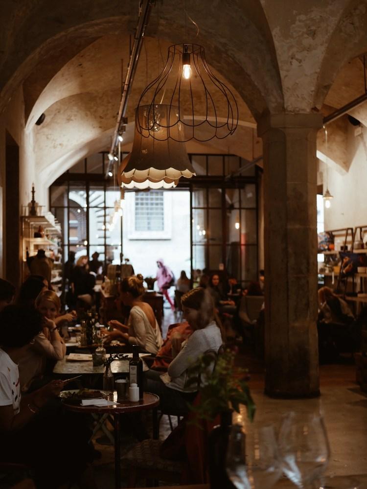 La Ménagère Restaurant Florenz