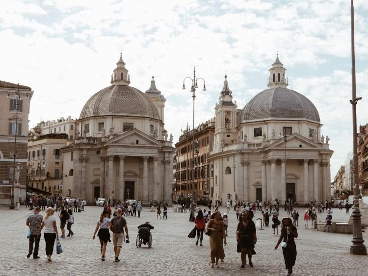 Piazza del Popolo Cityguide