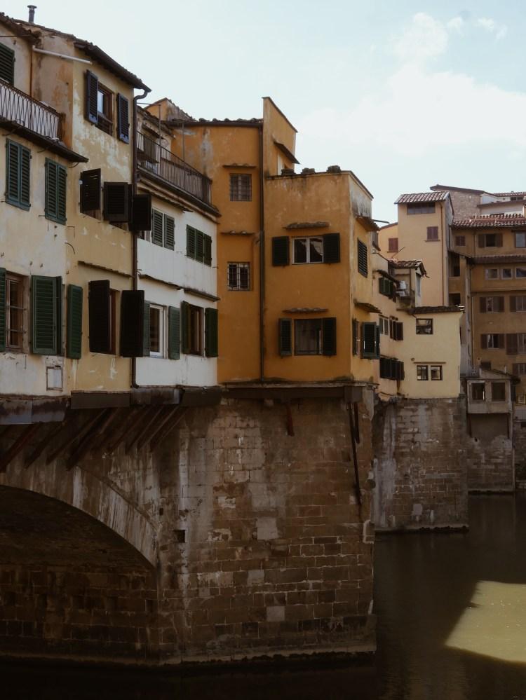 Ponte Vecchio Brücke Florenz