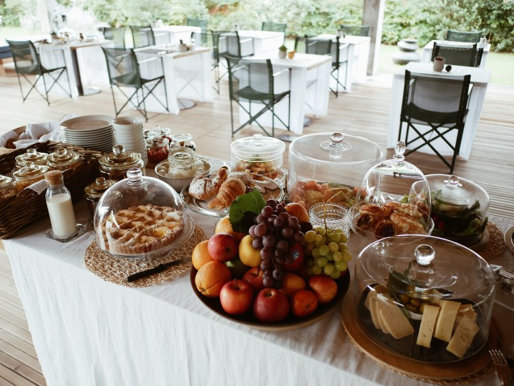 Vivere Suites and Rooms Breakfast