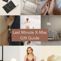 (Last Minute) X-Mas Gift Guide 2019