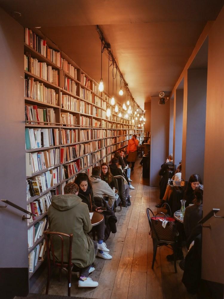 Merci Concept Store Café
