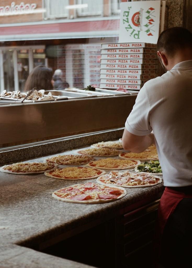 Lupo Pizzeria Duesseldorf