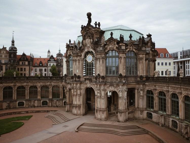 Dresdner Zwinger Deutschlandreise