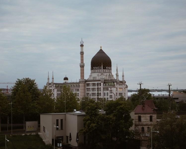 Dresden Sightseeing Yenidze