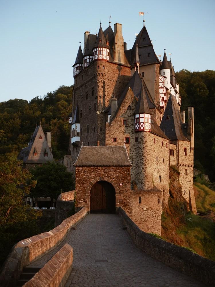 Deutschlandreise Burg Eltz