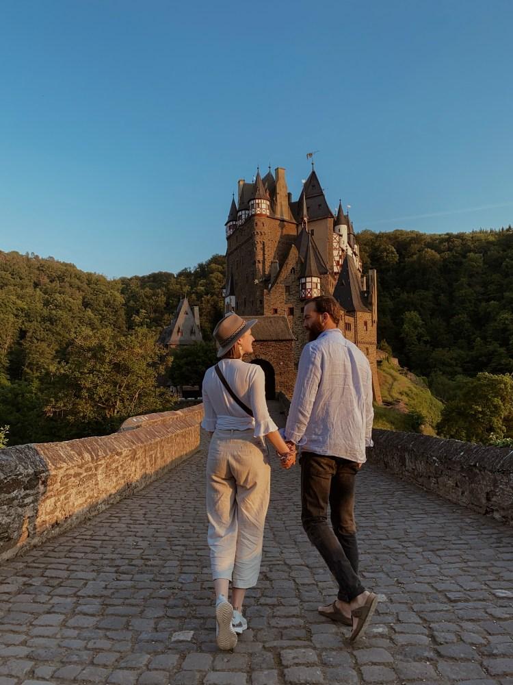 Burg Eltz Sundowner