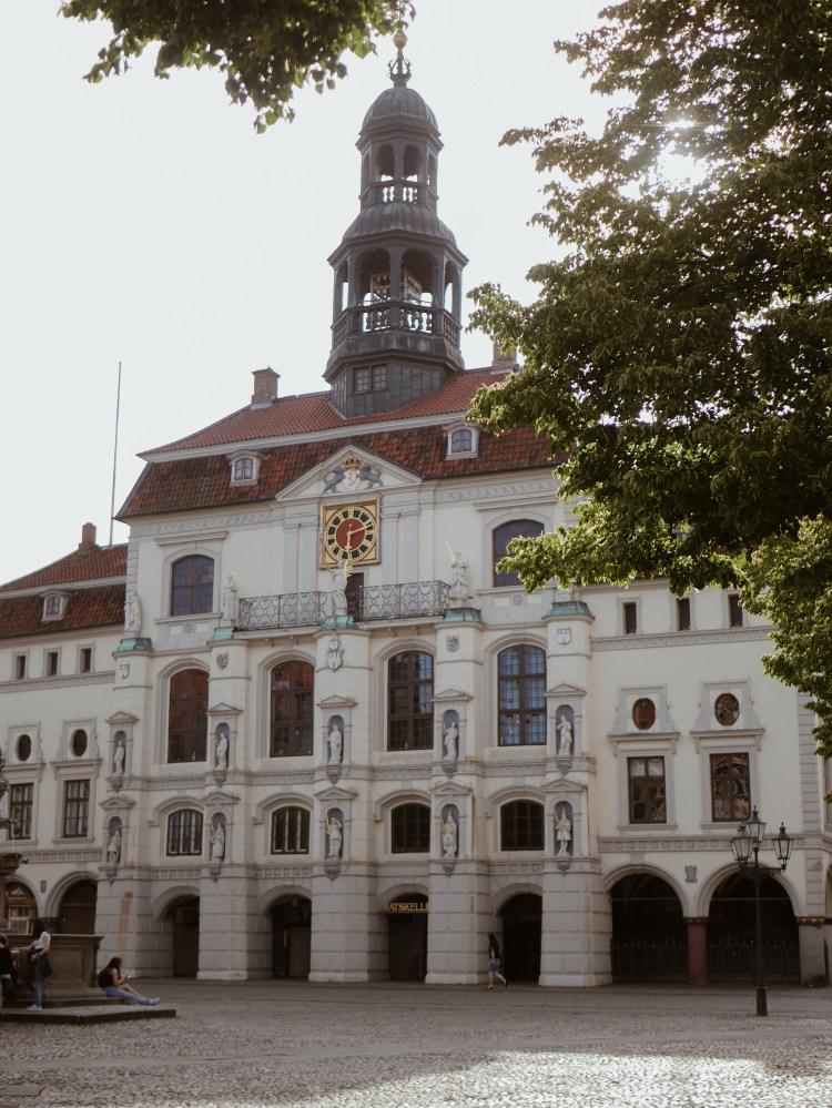 Lueneburg Historisches Rathaus