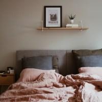 make-over für das Schlafzimmer