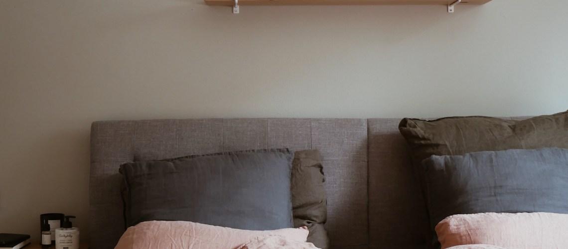 Schlafzimmer Make-Over natural goods berlin