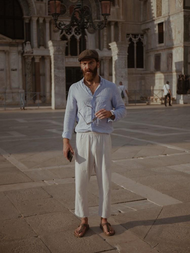 Venedig Nicholas Markusplatz