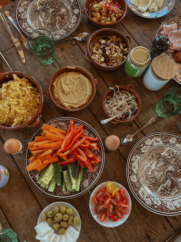 Motovun Villa Dinner
