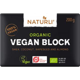 Naturli Vegan Block