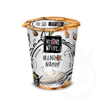 My Love my Life Mandel Joghurt