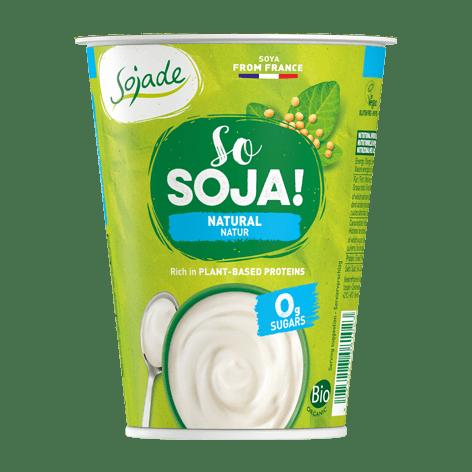 So Soja veganer Joghurt