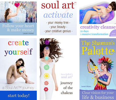 Soul Art Studio Journeys on sale until December 21st.