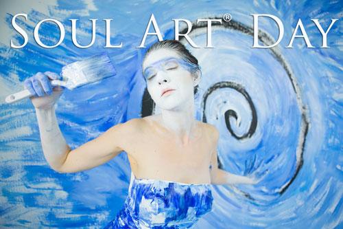 International Soul Art Day