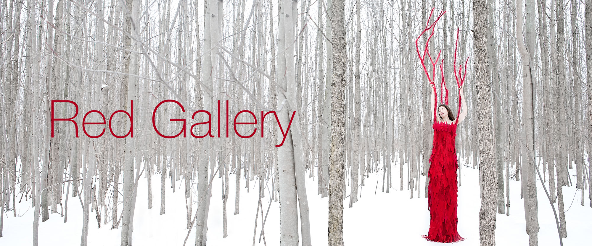 Laüra Hollick's Red Gallery