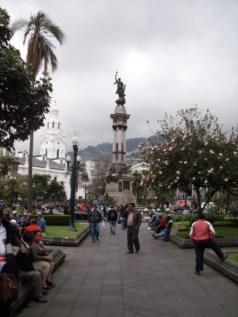 Der zentrale Platz