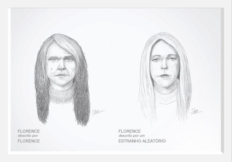Dove demuestra la belleza real con los bocetos de un artista forense (4/5)