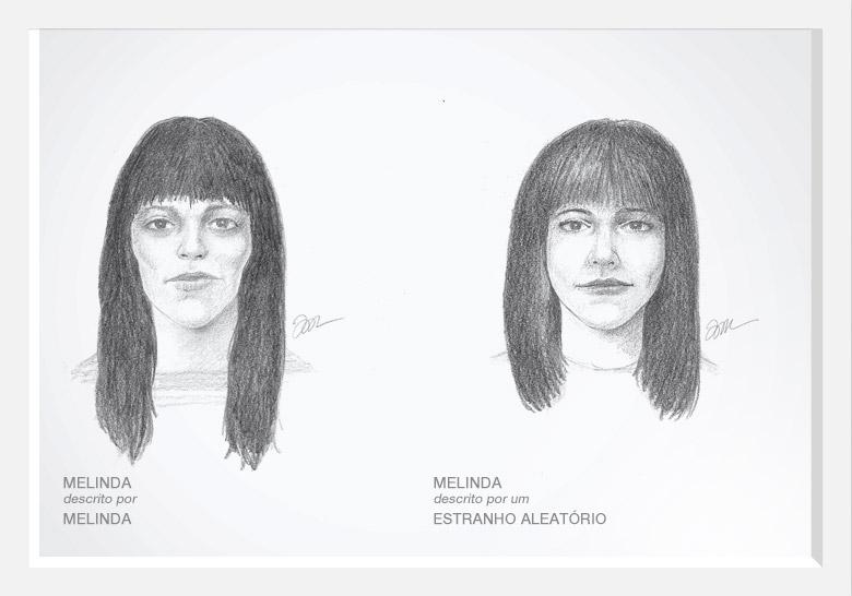 Dove demuestra la belleza real con los bocetos de un artista forense (5/5)