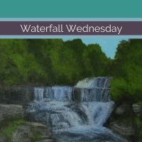 Waterfall Wednesday: Seneca Mill Falls