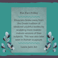Fun Fact Friday: The Etruscans and Sculpture