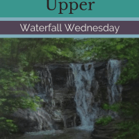 Waterfall Wednesday: Twin Falls Upper Falls