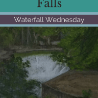 Waterfall Wednesday: Cascade Mill Falls