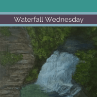 Waterfall Wednesday: Forest Falls