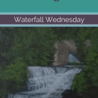 Waterfall Wednesday: Foaming Falls