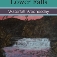 Waterfall Wednesday: Lower Taughannock Falls