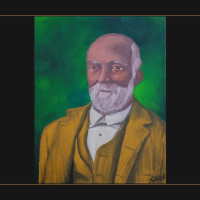 Portrait Series: John W. Jones