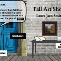Virtual Fall Art Show - Pt 1