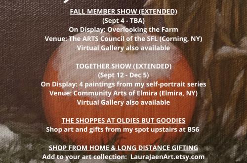 November events graphic