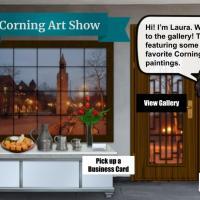 Corning Art Show
