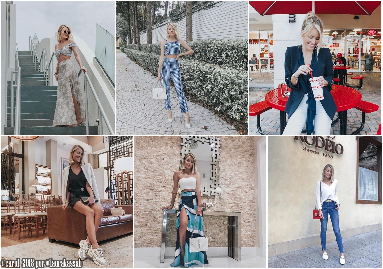 6 MELHORES LOOKS DA CAROL JANINI PRA COMPRAR AGORA - LauraK