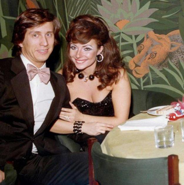 Maurizio e Patrizia Gucci