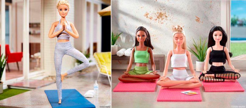 Barbie Looks Fitness Comprar