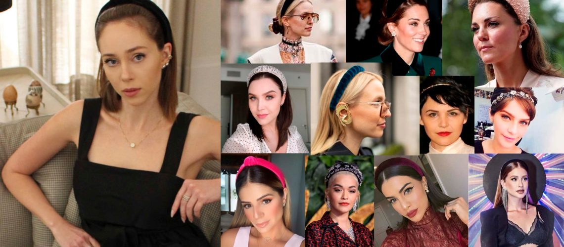 tiara é tendência de moda em 2020