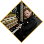 Pianista e Engenheiro Musical Vinheteiro