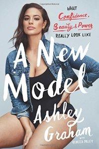 livro sobre a auto aceitação da modelo Ashley Graham