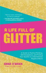 livro A life full of glitter sobre aceitação